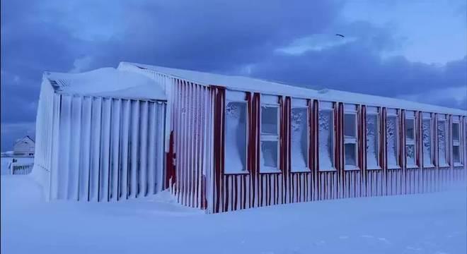 Snotra hostel Lanche é atração no hostel Snotra House, na Islândia