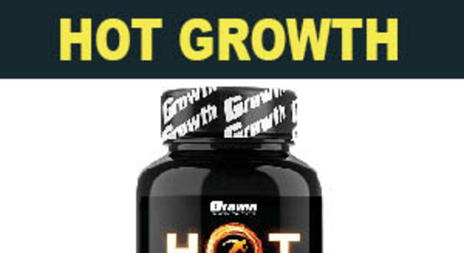 HOT Growth Supplements