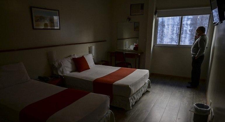 Hotéis registraram queda na economia de 35% no primeiro trimestre deste ano