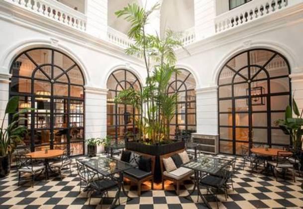 Hotel Palmaroga - Foto: Divulgação