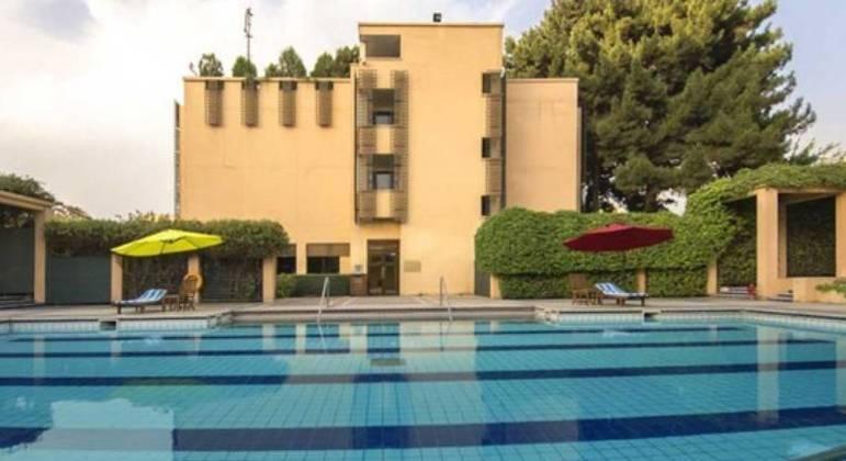 Hotel Serena, em Cabul, local alvo de vários ataques nos últimos anos