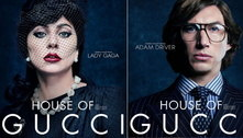 Lady Gaga é 'viúva criminosa' em primeiro pôster de 'House of Gucci'