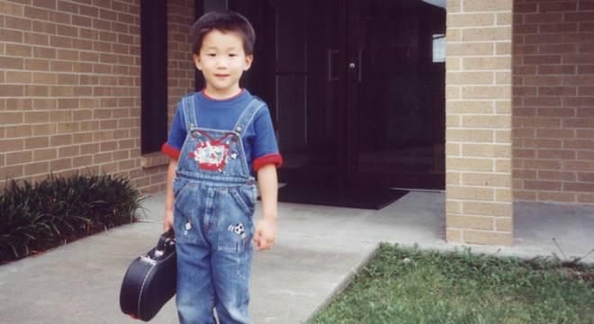 Liu é de origem coreana-chinesa, mas foi criado nos EUA