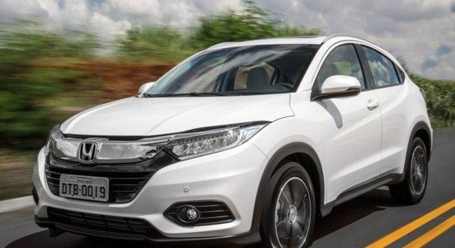 Honda HR-V faz parte de uma ação de chamamento para a troca da bomba de combustível