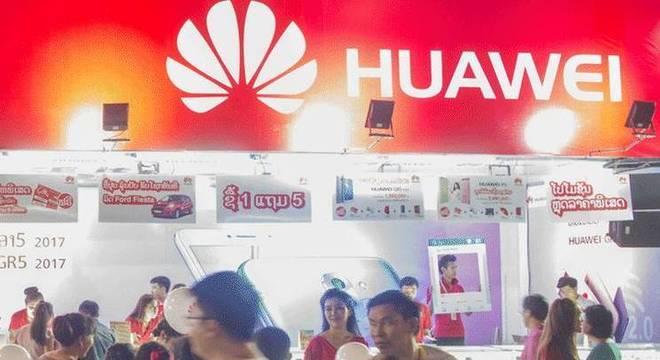 O dono da Huawei negou que a empresa participe de atividades de espionagem em prol do governo chinês