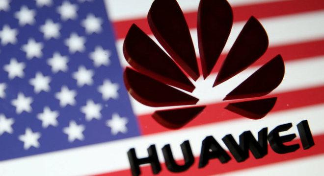 Huawei abriu processo contra o governo dos Estados Unidos nesta quinta (07)