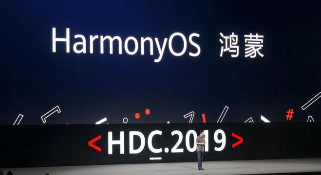 Huawei apresenta seu próprio sistema operacional, o HarmonyOS