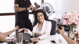 Executiva de finanças largou tudo para virar maquiadora e criou um grande império ()
