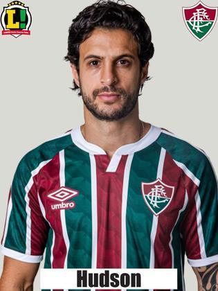 HUDSON - 4,0 - Atrapalhou Muriel e colocou a bola para dentro do próprio gol, dando o empate ao Ceará. Acabou substituído por Caio Paulista logo após o intervalo.