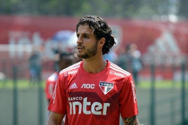 Hudson - Emprestado ao Fluminense em 2020, o volante voltou a treinar com o São Paulo nesta temporada, mas não foi aproveitado por Hernán Crespo.