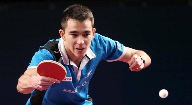 2736192dd7 Brasileiro supera chinês no tênis de mesa e faz história ao ir à ...