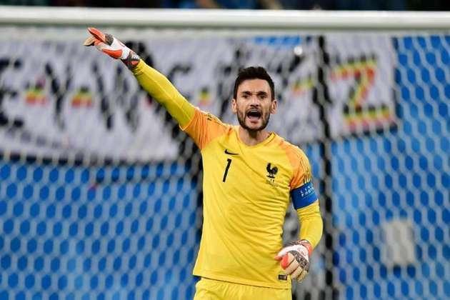 Hugo Lloris (Tottenham) – Seleção da França