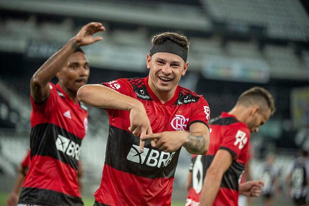 Hugo Moura (23 anos) - Volante - 16 jogos