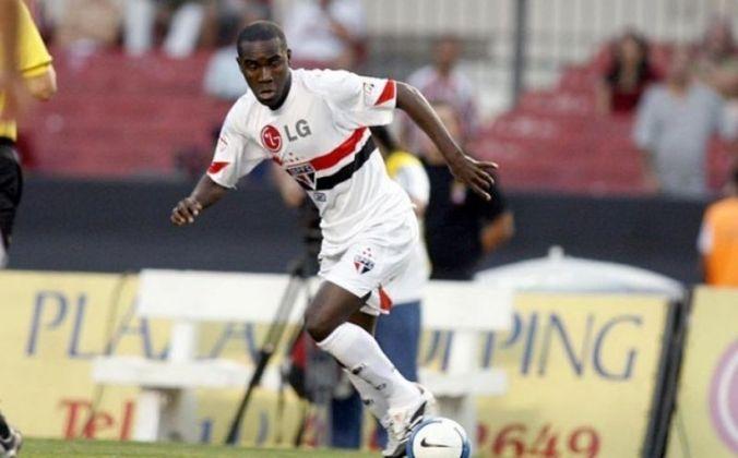 Hugo - O meia estreou numa partida de Paulistão, no dia 18 de janeiro de 2007, fazendo um dos gols da vitória do São Paulo contra o Sertãozinho, por 3 a 1.