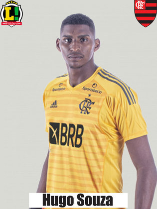 Hugo Souza - 6,0 - Fez grande defesa em chute de Arthur no primeiro tempo. Não teve culpa no gol sofrido.