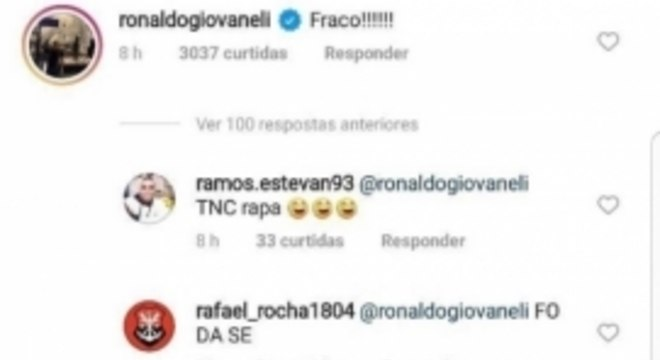 Hugo Souza e Ronaldo Giovaneli