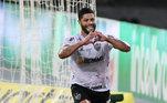 6º - Hulk (Atlético Mineiro)R$ 1,3 milhões