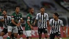 Vídeo: veja os gols da goleada do Galo sobre o Uberlândia pelo Mineiro