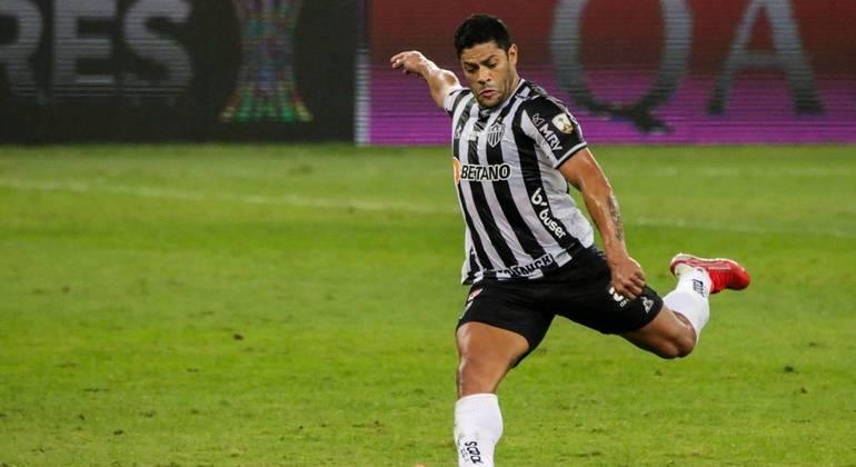 Atlético-MG bateu o Boca Jrs, nos pênaltis, e avançou para as oitavas de final da Libertadores