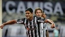 Hulk faz 2, Atlético-MG goleia Cerro e lidera o Grupo H da Libertadores