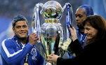 O brasileiro é ídolo no Porto. Jogou lá de 2008 até 2012 e venceu a Liga Europa (2010/11), foi cinco vezes campeão da Liga Portuguesa (2008/09, 2010/11, 2011/12 e 2012/13), conquistou três Taças de Portugal (2008/09, 2009/10 e 2010/11 e três Supertaças de Portugal (2008/09, 2009/10, 2010/11)