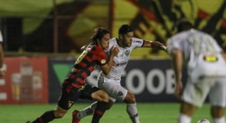 Hulk marcou seu segundo gol no Brasileirão em dois jogos