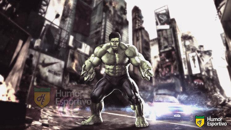 Hulk não mudaria quase nada para interpretar o super-herói verde nos cinemas