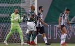 Hulk, Palmeiras x Atlético-MG,