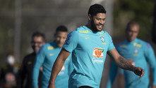 'Volto mais maduro e confiante para jogar na seleção', garante Hulk