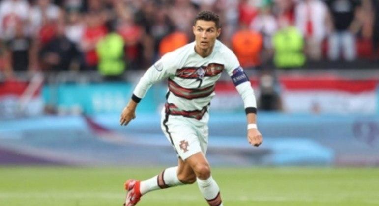 Hungria x Portugal - Cristiano Ronaldo