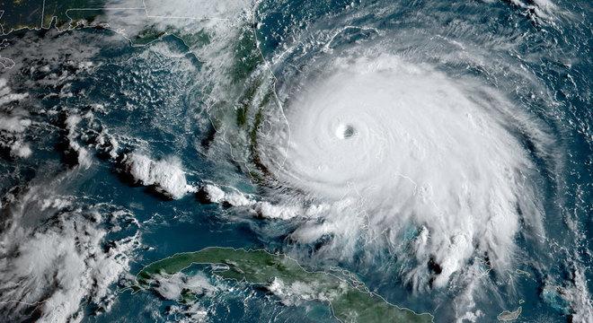 Dorian foi a tempestade mais poderosa já registrada no arquipélago das Bahamas