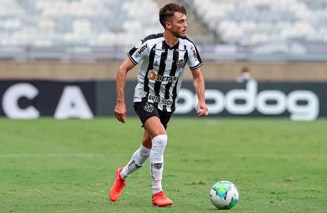 HYORAN - Vem em um bom momento com a camisa do Atlético-MG e é um dos jogadores que podem surpreender na lista de Tite para os próximos jogos do Brasil nas Eliminatórias.
