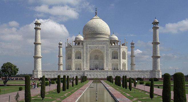 Google Earth permite 'visita' online pelo Taj Mahal