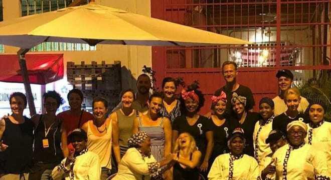 Resultado de imagem para Restaurante de sucesso dentro de presídio em Cartagena ajuda detentas a se preparar para retorno à liberdade