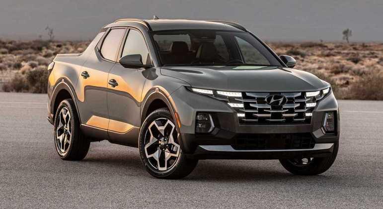 Picape da Hyundai vem equipada com motor Smartstream 2.5 GDi de 194 cv