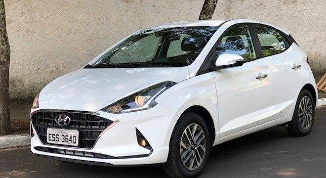 Hyundai HB20 que foi líder em vendas em abril: vendas por whattsapp e site são tendência