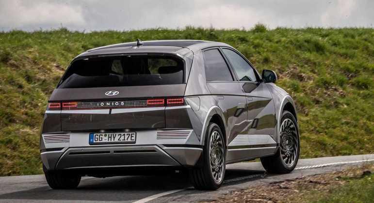 Carro já é oferecido no mercado europeu