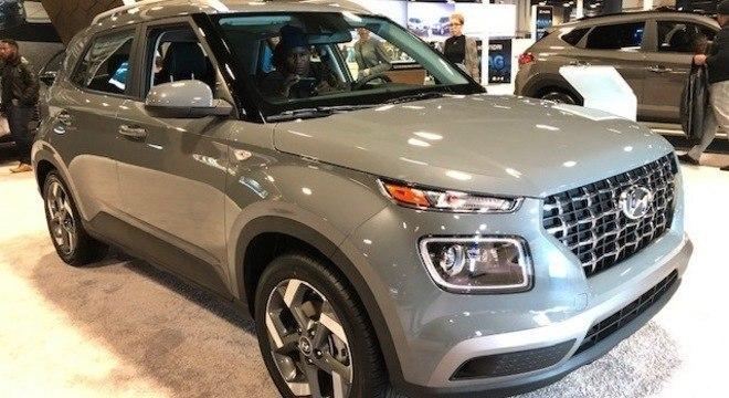 Hyundai Venue nos Estados Unidos: a plataforma é outra mas modelo deve inspirar nosso Creta