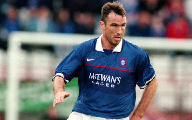 Ian Ferguson: um dos nomes mais importantes do futebol escocês, Ian Ferguson teve mais de 300 jogos pelo Rangers e está no hall da fama do clube. Teve nove aparições na seleção nacional. Atualmente, está desempregado, mas treinou alguns times da Austrália.