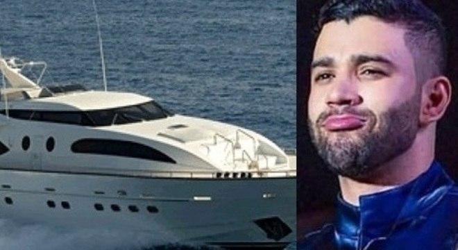 O novo 'barquinho' de Gusttavo Lima custou mais de R$ 20 milhões