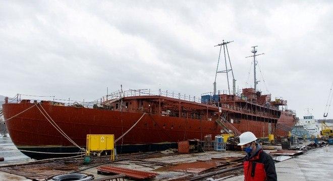 Após ser inaugurado, o barco ficará ancorado no porto de Rijeka, no mar Adriático