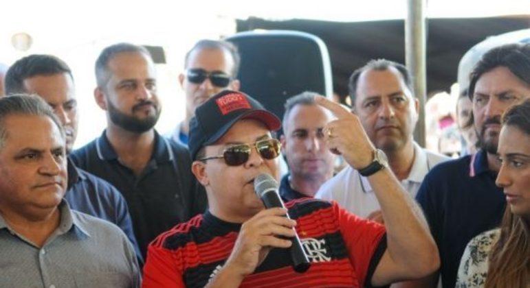 Ibaneis, além da ligação afetiva, defende o patrocínio com o clube mais popular do Brasil