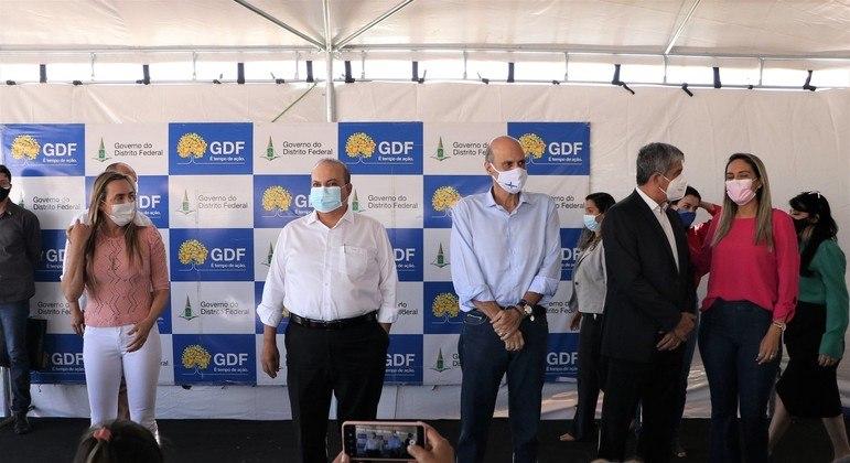 Nova unidade de saúde vai atender a quase 30 mil moradores do Riacho Fundo II