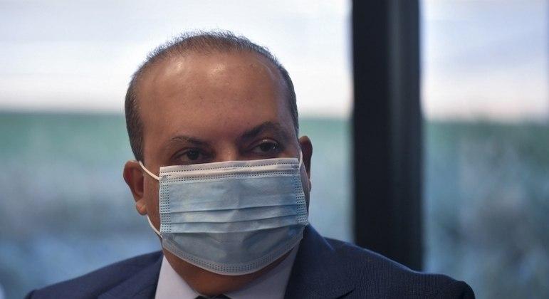 Ibaneis anunciou pacote milionário para impulsionar a saúde durante coletiva no Buriti