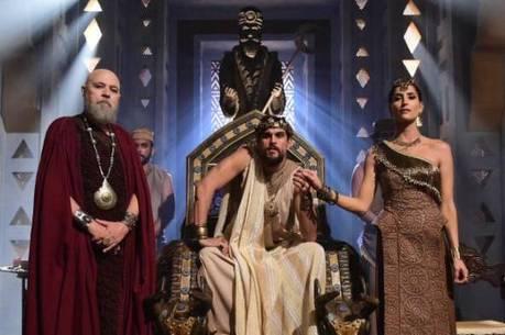 'Gênesis' aposta em efeitos especiais para novela