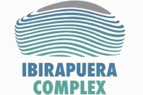 Logo do Ibirapuera Complex, apresentado pelo governo do estado