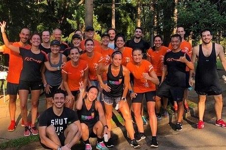 Grupo conta com cerca de 30 corredores amadores