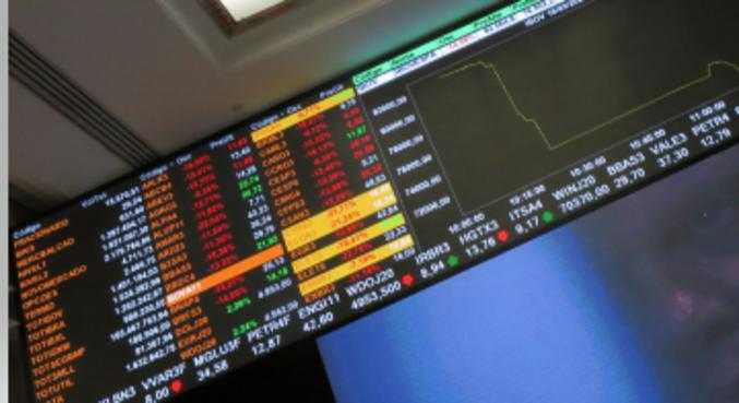 Bolsa paulista hesita na abertura desta terça-feira (09)