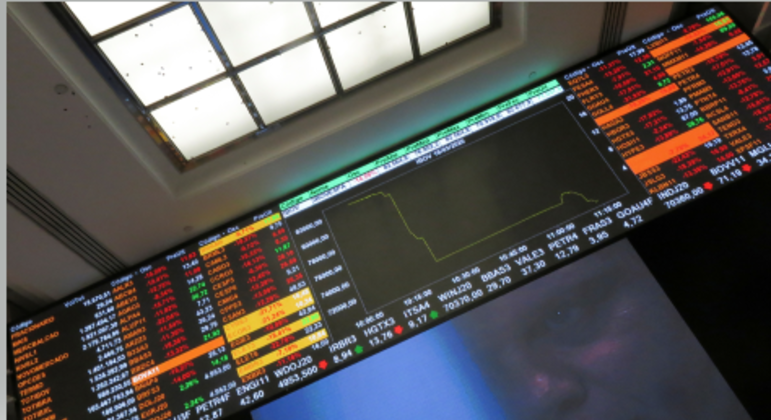 Ibovespa oscilava perto da estabilidade nos primeiros negócios desta terça-feira (06)