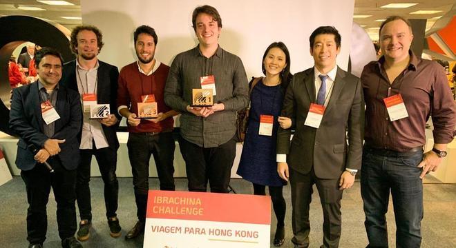 Startups vencedoras da competição vão receber investimentos e viajar para a China